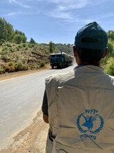 United Nations agencies deliver lifeline food assistance to 25,000 Eritrean refugees in Tigray