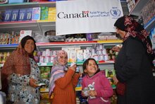 Canada helps vulnerable Palestinians cope with increased hardships