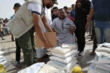 WFP Reaches Town In Northern Iraq After Siege, Welcomes Support From USAID