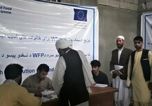 European Union and WFP provided vital support to families affected by flash floods in Afghanistan