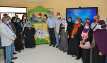 The European Union and WFP witness sustained impact of collaboration in upper Egypt