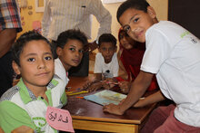 The EU And WFP Launch A Project To Fight Child Labour Through Education In Egypt