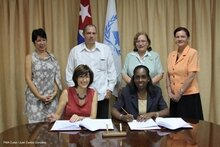 WFP launches its first Country Programme to support food security in Cuba