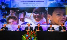 Global Child Nutrition Forum 2013 Begins In Brazil