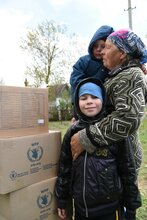German Support Helps WFP Continue To Assist Conflict-Affected People In Ukraine