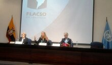 Ecuador: UN and FLACSO Organize Debate about Climate Change and Sustainable Development