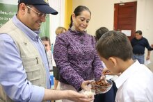 Saudi Arabian Dates Will Boost Nutrition Among School Children in Nicaragua