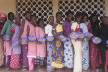 More Children In Guinea To Benefit From WFP Nutritious Meals This School Year