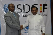 UN And Government Of Sri Lanka Launch Multi-Sector Initiative Against Undernutrition