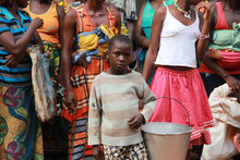 WFP Reaches Newly Displaced People With Life-Saving Food In Central African Republic