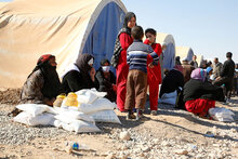 As Battle For Mosul Ends, WFP Seeks To Give Hope To Thousands