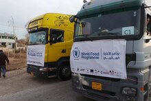 UN Provides Vital Food And Aid To 42,000 People In Eastern Mosul