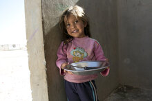 WFP Avoids Suspension Of Food Assistance For Syrian Refugees, Thanks To U.S. Contribution
