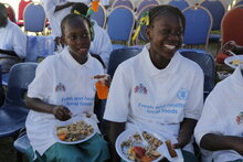 Japan Helps WFP Resume School Meals In North And Central River Regions Of The Gambia