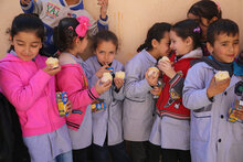 WFP Launches School Meals Programme To Support Both Lebanese And Syrian Children