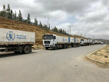 World Food Programme convoy reaches Tigray, many more are vital to meet growing needs