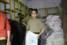 Breakthrough In Access As WFP Delivers Life-Saving Food To Five Besieged Towns In Syria