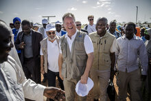 As millions experience increased food insecurity in the Sahel, UN Food Agency Chiefs pledge to redouble efforts to reduce poverty and hunger