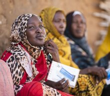 UK government continues to support WFP cash programme and humanitarian air service in Sudan