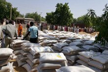 New Tactic Helps To Reach Hungry People In Remote Places In Northeast Nigeria