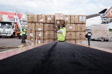 Vital medical supplies in the Pacific - WFP