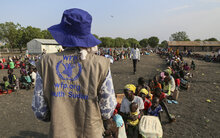Nearly two-thirds of the population in South Sudan at risk of rising hunger