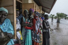 South Sudan hunger deepens due to drought, floods and uncertain political future
