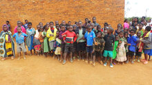 WFP's Share The Meal App Fundraises For School Children Affected By El Niño Drought In Malawi