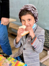 The Iraqi Ministry of Education and WFP plan to broaden access to school feeding for 3.6 million children