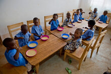 School Meals At Risk For 1.3 Million Children In West And Central Africa