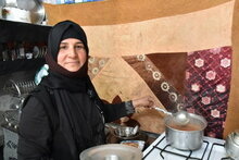 WFP welcomes contribution from the Republic of Korea to support vulnerable people in Iraq