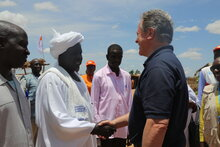 World Food Programme Executive Director calls for peace and stability in Sudan