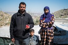 European Union Funds Assistance Through WFP To Assist One Million Refugees In Turkey