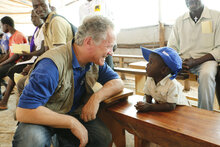 WFP Chief Welcomes New Leader At Partner Agency UNICEF