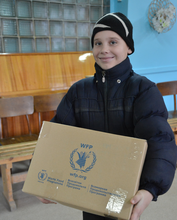 WFP Extends Food Assistance In Eastern Ukraine Until June 2016