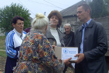 WFP Launches Emergency Operation To Feed People Affected By Violence In East Ukraine