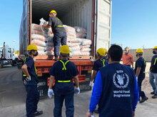 First WFP food supplies for vulnerable school children arrive in Venezuela