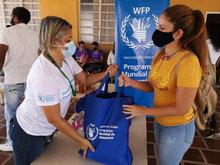 WFP launches school meals programme in Venezuela