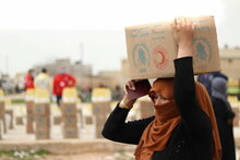 WFP appeals for 600 million dollars as hungry Syrians hang by a thread after 10 years of conflict