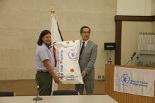 WFP Welcomes Japan's Support For Nepal Earthquake Survivors