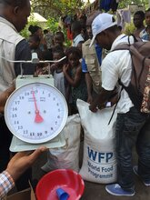 WFP launches food assistance for Ebola-affected people in Democratic Republic of Congo