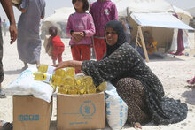 WFP Scales Up Food Delivery In Syria To Raqqa Governorate Through New Land Access