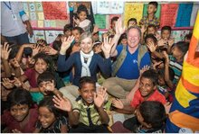 Denmark increases support for Rohingya refugees and host communities through WFP