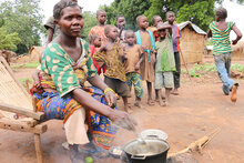 For Families In Central African Republic, Food Situation Dire