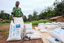 UN Agencies Provide Seeds, Tools And Food To Break Hunger Cycle In The C.A.R.