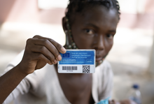 New funding from the European Union helps WFP tackle severe hunger in Haiti
