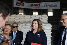 UK boosts WFP efforts to avert famine and alleviate widespread suffering in Yemen