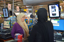 WFP Introduces Iris Scan Technology To Provide Food Assistance To Syrian Refugees In Zaatari