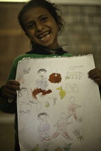"WFP Annual Children's Design Competition Promotes ""Zero Hunger: Infinite Possibilities"""