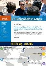 IT Responders in Action newsletter